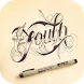 Hand Lettering Designs by Firlian