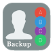 Super Contacts Backup by appshub
