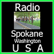 Radio Spokane Washington USA by Daniel Tejeda Galicia