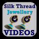 Learn Thread Jewellery