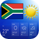 South Africa Weather by DEv-momoh