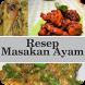 Resep Masakan Ayam by Mukhajad Media