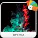Smoke Xperia Theme by NeryComp