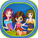 Star Girls Dress Up by funny games