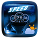 Speed GO Weather Widget Theme by GO Launcher EX