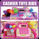 Cashier Toys Kids by Rizkids