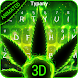 Live Flame Rasta Theme&Emoji Keyboard by Cool Keyboard Theme Design