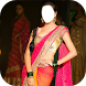 Women Saree Photo Making by FormationApps