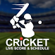 Cricket Live Score & Schedule by Softpulse Infotech