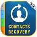 Recover Deleted Contacts by Data & Photos Recovey