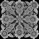 Crochet Pattern Lace by Manisha Gosar