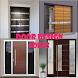Door Design Ideas by legendladyapps