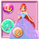 Princess Bubble Shooter by jantiraka