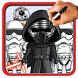 How to Draw Star Wars by Drawings Apps