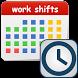 my work shifts by Sappalodapps Development