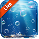 3D Moving Bubble Live Wallpaper by Weather Widget Theme Dev Team