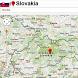 Slovakia by Borgo Map