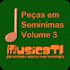 Peças em Semínimas Volume 3 by MusicaTi