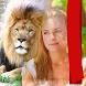 Lion Photo Frames by Creativ Frames