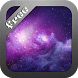 Galaxy Live Wallpaper Free by Face Lift Studio