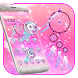Dreamcatcher Pink Theme by Cool Theme Love