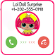 Call Simulator For Lol Doll Surprise eggs by Rubies&Gold