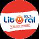 Litoral FM 95,7 by Ponto Comunicação