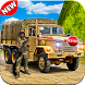 Army Truck Cargo Delivery by Nuzco Tek