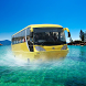 Water Surfer Coach Floating Bus 3D by PalmGames
