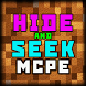 Hide and Seek Minecraft Maps by Mandarino