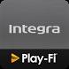 Integra Music Control App by Onkyo Corporation