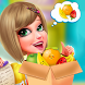 Supermarket Manager Cashier by Tiki Telas