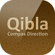 Qibla Compass Direction by Crystals Pixels
