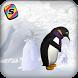 [Shake] Penguin Snow Wallpaper by minigate