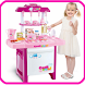 Kitchen Set Cooking Toys by maxicristian dev