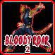New Bloody Roar Hint by cunong