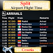 Split Airport Airport Flight Time by AsoftTech Solutions