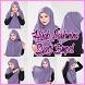 Tutorial Hijab Pashmina Syar'I Simpel