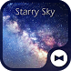 Galaxy Wallpaper Starry Sky HD by +HOME by Ateam