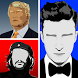 Guess Top Celebrity Quiz by Brasil Logo Quiz Games & Zap Messenger App