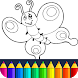 Animals by Coloring Games