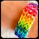 Trendy bracelet his own hands by Tutorials app