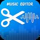 Music Editor – Audio Editor, Mp3 Cutter
