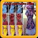 Ankara Fashion Style Design by Nerubian