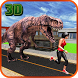 Wild Dinosaur City Rampage 3D by Digital Royal Studio