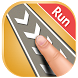 Finger Running Track:Treadmill by FB Developers
