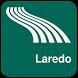 Laredo Map offline by iniCall.com