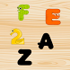 Alphabet Toddlers Puzzles by Thor Apps Android