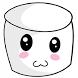 Cute marshmallow sprint by Surgez