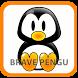 Brave Pengu by vnmacstudio